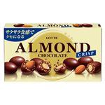 ロッテ アーモンドチョコレート クリスプ 89g