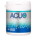 ロッテ ACUO(クリアブルーミント)ファミリーボトル 140g