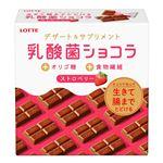 ロッテ 乳酸菌ショコラ ストロベリー 48g