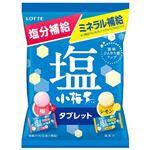 ロッテ 塩小梅タブレット(梅&レモン)48g