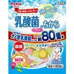 【ペット用】ペティオ Petio(ペティオ)乳酸菌のちから ゼリータイプ MIX 16g×20個