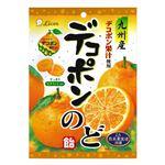 ライオン菓子 デコポンのど飴 77g