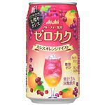 アサヒ ゼロカク カシスオレンジテイスト 350ml(ノンアルコールカクテル)