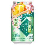 アサヒビール 果実の瞬間 和歌山産はっさく 350ml