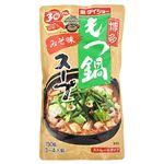 ダイショー 博多もつ鍋スープ味噌味 750g