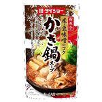 ダイショー 鮮魚亭かき鍋スープ 750g