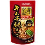 ダイショー 野菜をいっぱい食べる鍋(キムチ鍋スープ)750g1袋