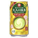 宝酒造 大人の抹茶チューハイ(抹茶&和三盆)350ml