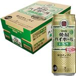 【ケース販売】宝酒造 焼酎ハイボール シークァーサー 500ml×24