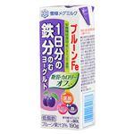 雪印メグミルク プルーンFe糖質カロリーオフ 190g