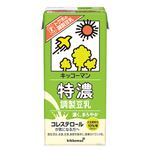 キッコーマン飲料 特濃調製豆乳 1000ml(特定保健用食品)