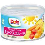 ドール ミックスフルーツ2種フルーツ&100%ジュース 227g