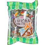 竹新 トロピカルフルーツ 125g