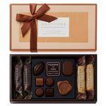 グラティテュード グラティテュード(プレーンチョコレート&クッキー)12個/モロゾフ