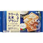 アサヒグループ食品 バランスアップ クリーム玄米ブラン クリームチーズ 2枚×2袋