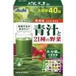 アサヒグループ食品 青汁と21種の野菜 132g(3.3g×40袋)
