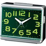ノア精密 目覚し時計 グッドモーニング2号 T-679SMーZ