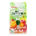 ヤクルトヘルスフーズ 朝のフルーツ青汁 105g(7g×15袋)