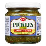 讃陽食品 アメリカンレリッシュ ピクルスいろいろみじん切り 160g