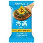 アマノフーズ Theうまみ 海藻スープ 1食