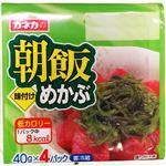 カネカシーフーズ 朝飯めかぶ 40g×4