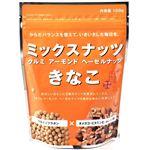 幸田商店 ミックスナッツ きな粉 150g