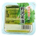 信濃食品 野沢菜漬 80g