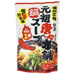田靡製麺株式会社 播州名物 元祖唐々本舗鍋スープ 初級1番 750g