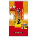 日本茶販売 ほうじ茶ティーバッグ 5g×40袋入