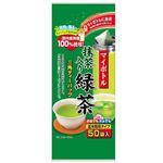日本茶販売 マイボトル用宇治抹茶入り緑茶ティーバッグ(3g×50パック)