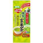 日本茶販売 マイボトル抹茶入り玄米茶 三角ティーバッグ 150g(50袋)