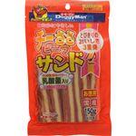 【ペット用】ドギーマンハヤシ チーささビーフサンド 乳酸菌入り 150g(約28本)