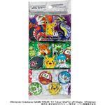 ハヤシ商事 ポケットティッシュ・多量パック(ミニサイズ)ポケモン サン&ムーン 16枚(8組)×6個