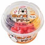 丸永製菓 白くまデザート マンゴー 175ml