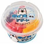 丸永製菓 白くまデザート 練乳 175ml