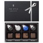 【お酒含む】 ザ スタイル 洋酒コレクション 8個/メリーチョコレート