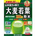 山本漢方製薬 大麦若葉粉末100% スティックタイプ お徳用 132g(3g×44パック)