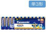 パナソニック エボルタ 乾電池 単3形 12本入 LR6EJ/12SW
