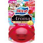 小林製薬 液体ブルーレットおくだけアロマ つけ替用 フローラルアロマの香り 70ml