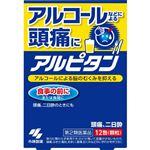 【第2類医薬品】小林製薬 アルピタン 12包