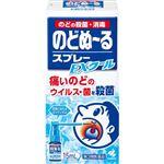 【第3類医薬品】小林製薬 のどぬ~るスプレー EXクール 15ml