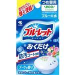 小林製薬 ブルーレットおくだけ つめ替用 ブーケの香り 25g