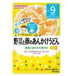 【ベビーまとめ買い】【9ヶ月頃~】和光堂 グーグーキッチン 野菜と卵のあんかけうどん 80g