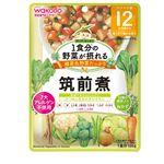【ベビーまとめ買い】【12ヶ月頃~】和光堂 1食分の野菜が摂れるグーグーキッチン 筑前煮 100g