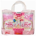 【0ヶ月頃~】アイクレオ アイクレオのバランスミルク 2缶セット(800g×2缶)