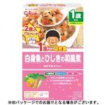 【12ヶ月頃~】アイクレオ 1歳からの幼児食 白身魚とひじきの和風煮 170g(85g×2)