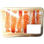 原料原産地 タイ ボイル寿司えび生食用 6枚