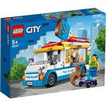 【5歳頃~】レゴジャパン LEGO アイスクリームワゴン 60253