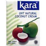 カラ ココナッツクリーム 200ml