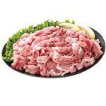 国産 豚肉 小間切れ 680g(100gあたり(本体)128円)